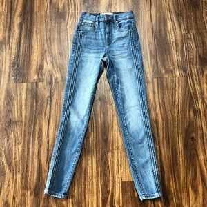 Garage High Waisted Skinny Jean